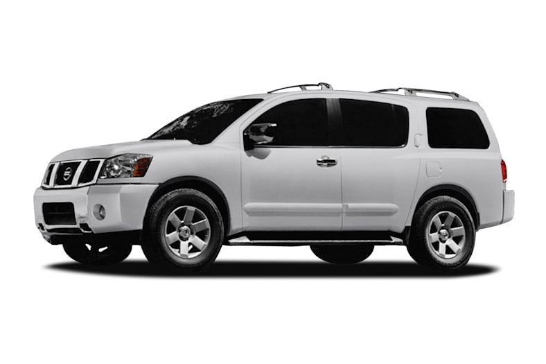 2007 nissan armada information. Black Bedroom Furniture Sets. Home Design Ideas