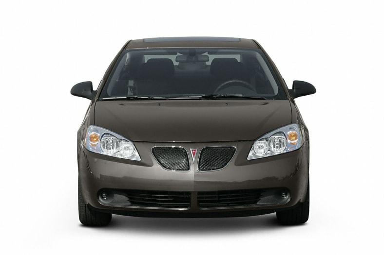 2007 Pontiac G6 Gtp 2dr Coupe Pictures