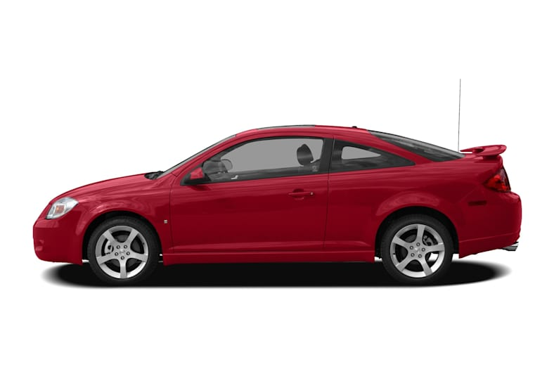 2007 Pontiac G5 Exterior Photo