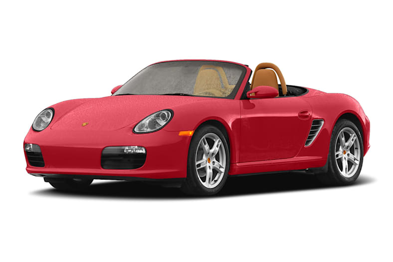 2007 Boxster