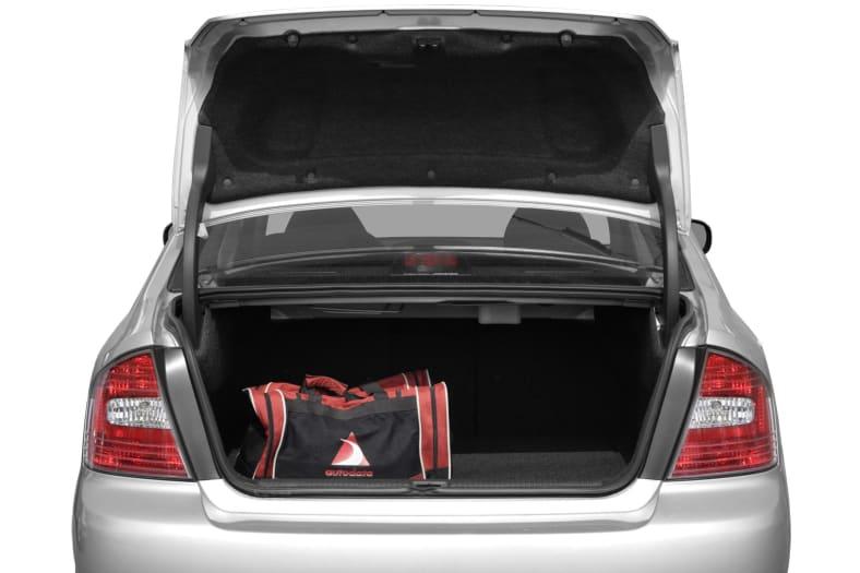 2007 Subaru Legacy Pictures
