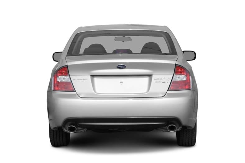 2007 Subaru Legacy Exterior Photo