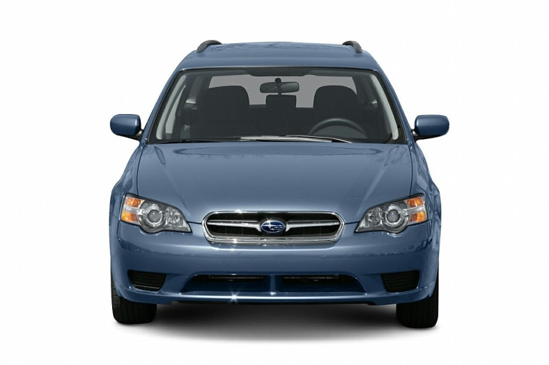 2007 Subaru Legacy 2 5i 4dr Wagon Pictures