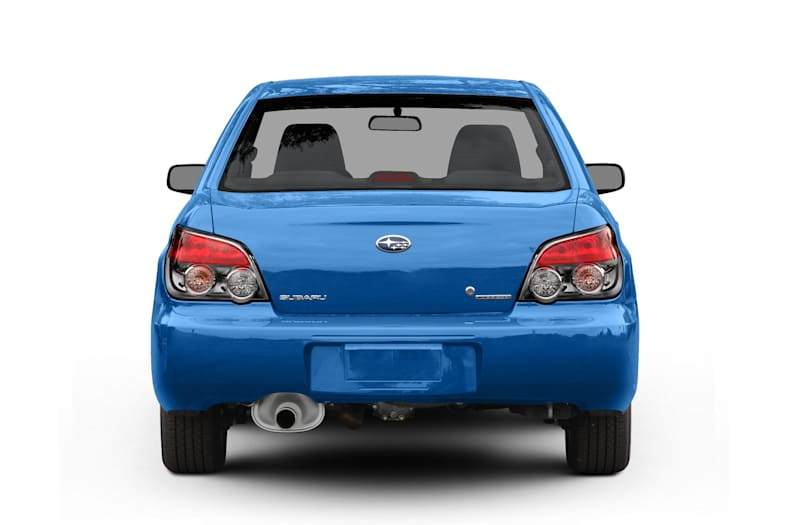 2007 Subaru Impreza Wrx Limited W Black Interior 4dr All Wheel Drive Sedan Pictures