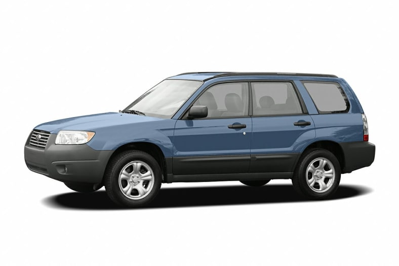2007 Forester