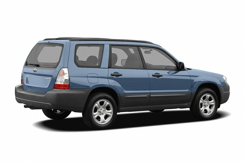 2007 Subaru Forester Safety Recalls