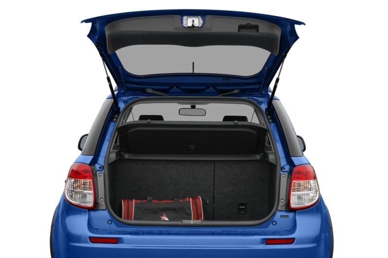 2007 Suzuki SX4 Exterior Photo