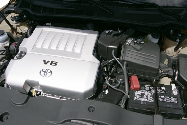 2007 Toyota Camry Information