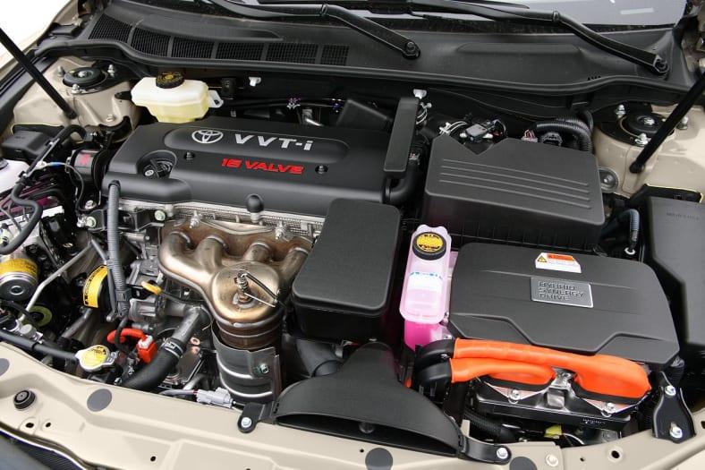2007 Toyota Camry Hybrid Exterior Photo