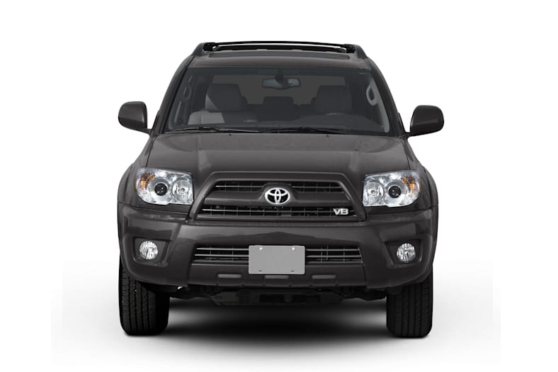 2007 toyota 4runner limited v6 4x2 pictures. Black Bedroom Furniture Sets. Home Design Ideas