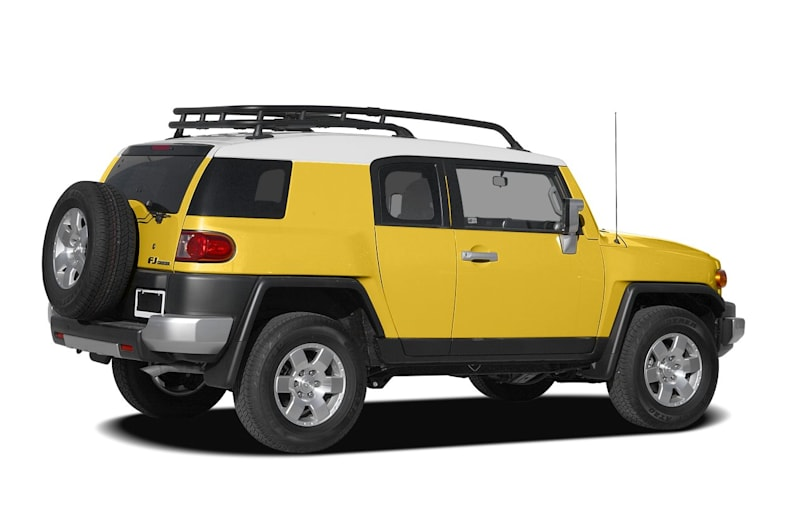 2007 Toyota FJ Cruiser Exterior Photo