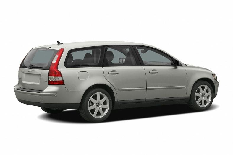 2007 Volvo V50 Exterior Photo