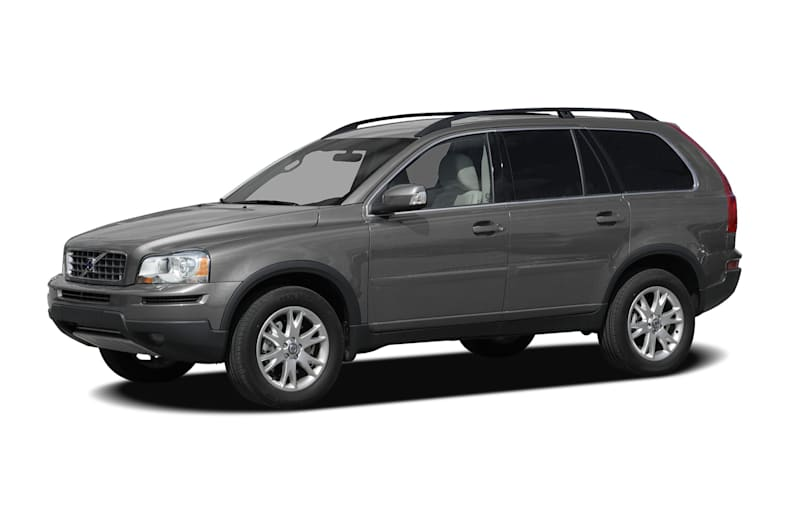 Used Mercedes Suv >> 2007 Volvo XC90 Information