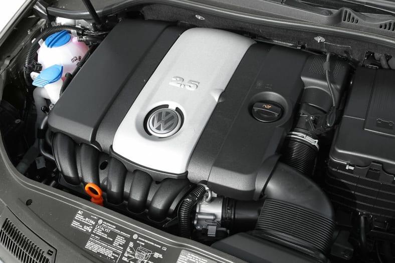 2007 Volkswagen Jetta Information