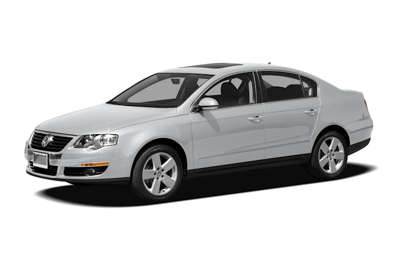 2007 Volkswagen Passat Exterior Photo