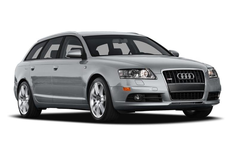 2008 Audi A6 Exterior Photo