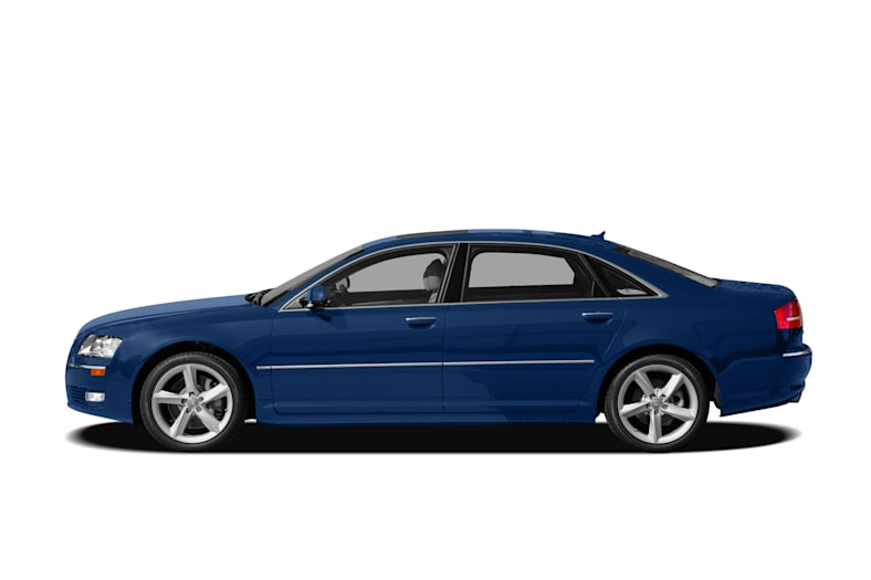 2008 Audi A8 W12 4dr All-wheel Drive quattro LWB Sedan Specs and Prices