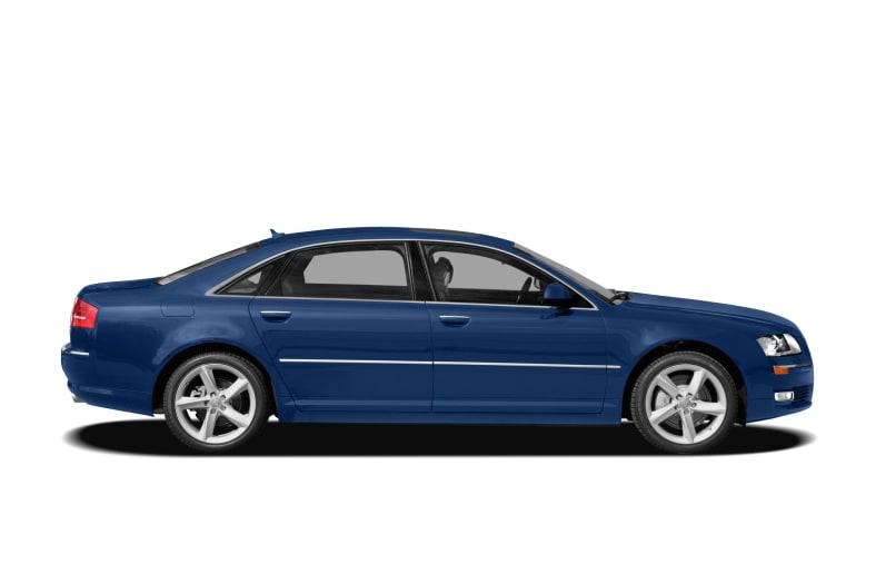 2008 Audi A8 Exterior Photo