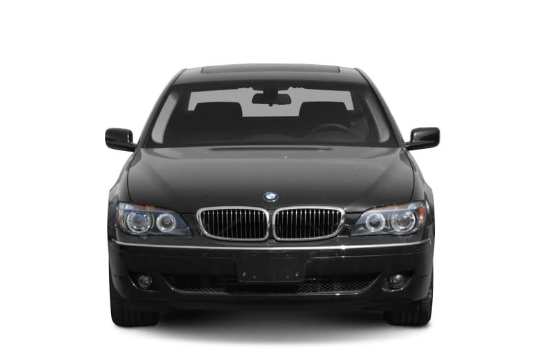 BMW Specs And Prices - 2008 bmw 745li