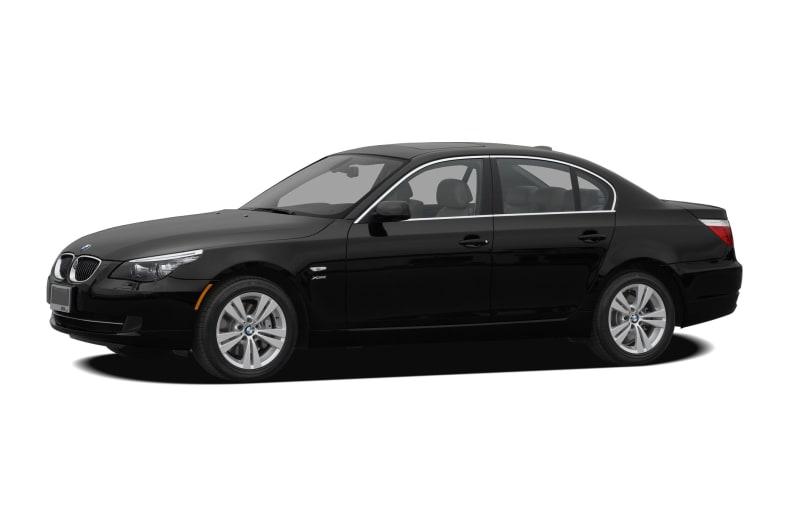 2008 BMW 550 Information