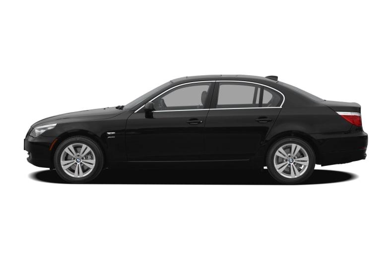 2008 BMW 528 Exterior Photo
