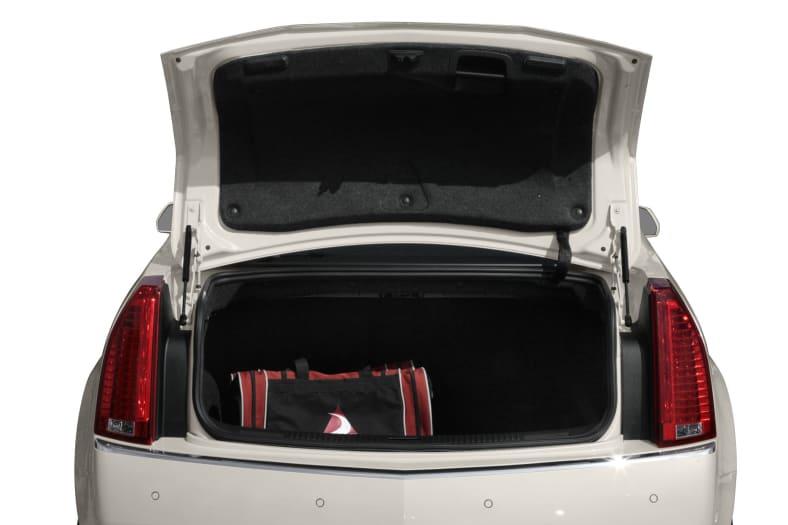 2008 Cadillac CTS Exterior Photo
