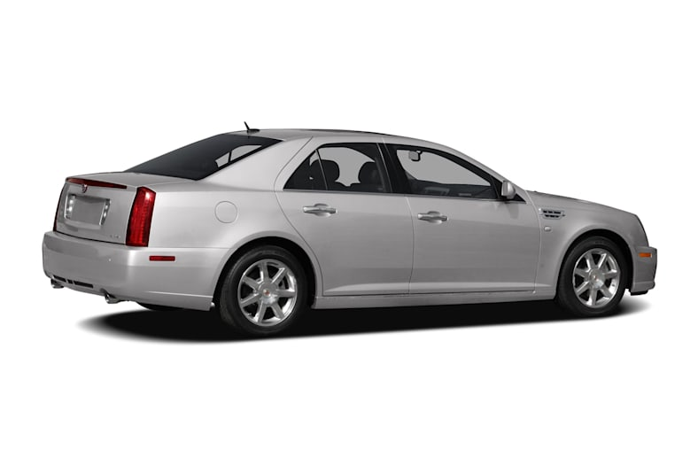 2008 Cadillac STS Information