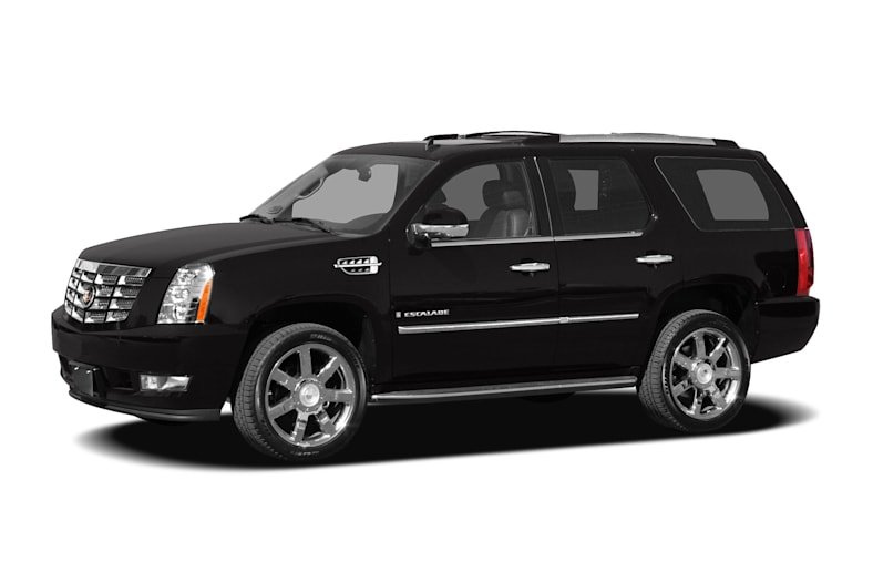 2008 cadillac escalade information. Black Bedroom Furniture Sets. Home Design Ideas