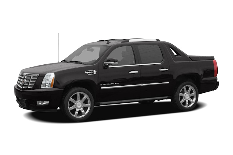 2008 cadillac escalade ext information. Black Bedroom Furniture Sets. Home Design Ideas