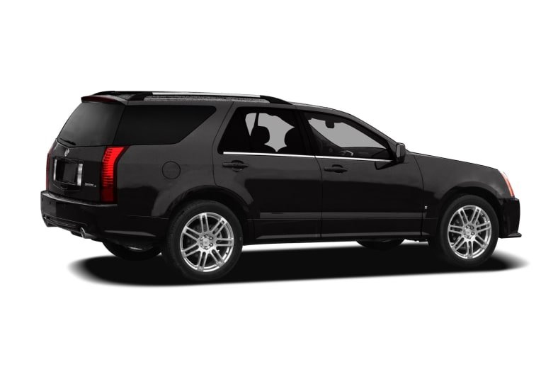 2008 Cadillac SRX Exterior Photo