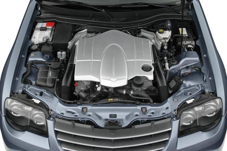 2008 Chrysler Crossfire Exterior Photo