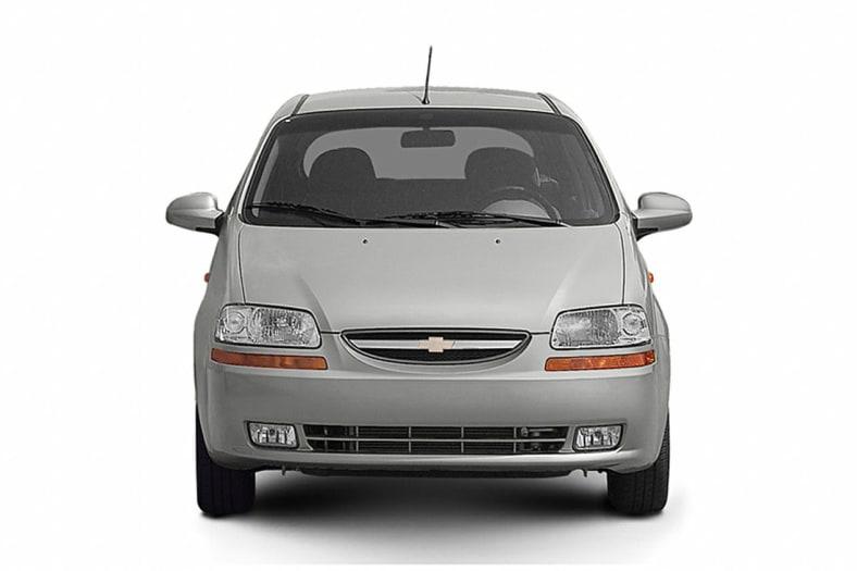 2008 Chevrolet Aveo 5 Exterior Photo