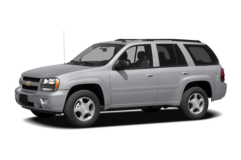 2008 chevrolet trailblazer information. Black Bedroom Furniture Sets. Home Design Ideas