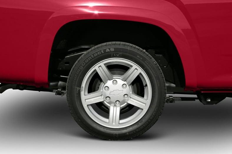 2008 Chevrolet Colorado Exterior Photo
