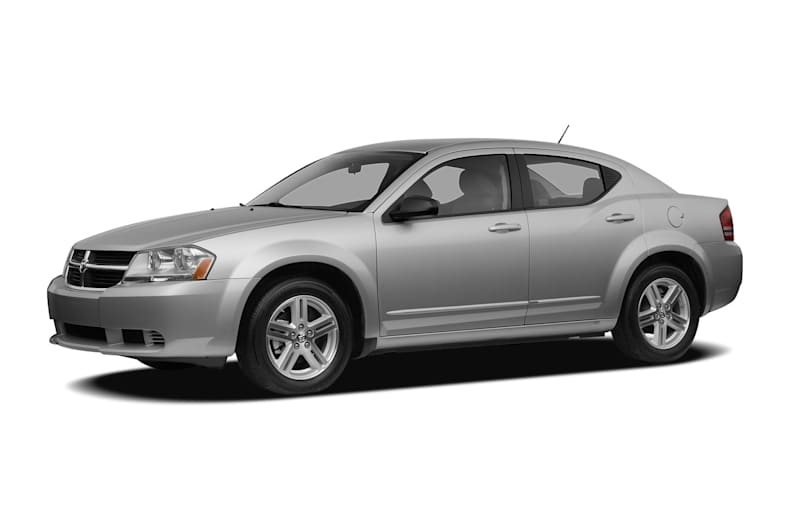 2008 Dodge Avenger Information