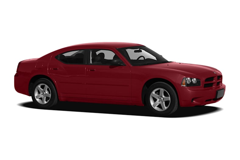 2008 Dodge Charger Exterior Photo