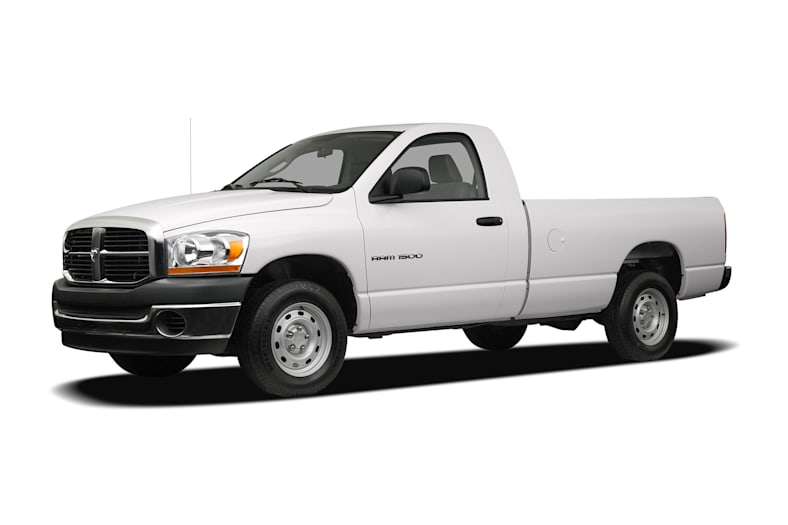 2008 Dodge Ram 1500 Information
