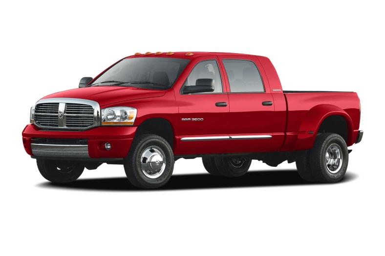 2008 Ram 3500