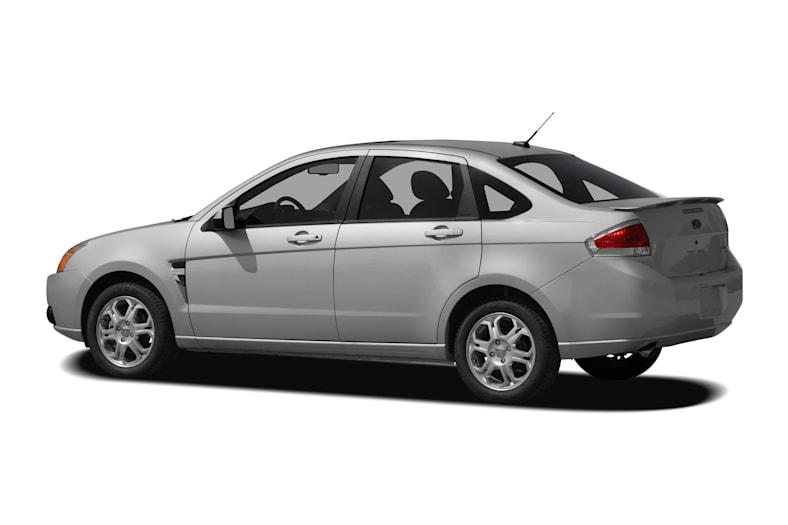 2008 Ford Focus Se 4dr Sedan Specs And Prices