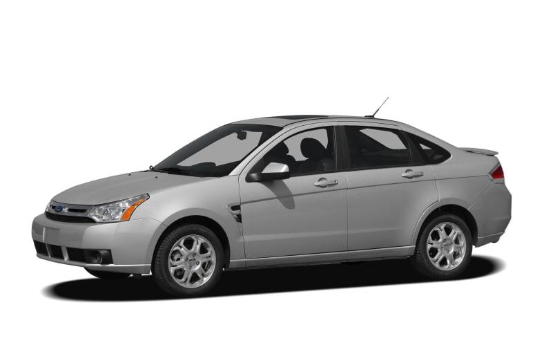 2008 Ford Focus Exterior Photo