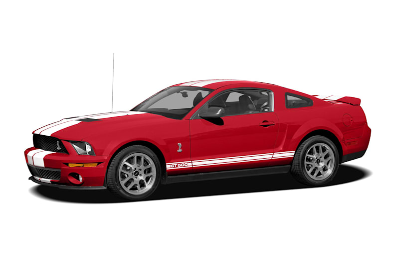 Ford Shelby Gt Exterior Photo