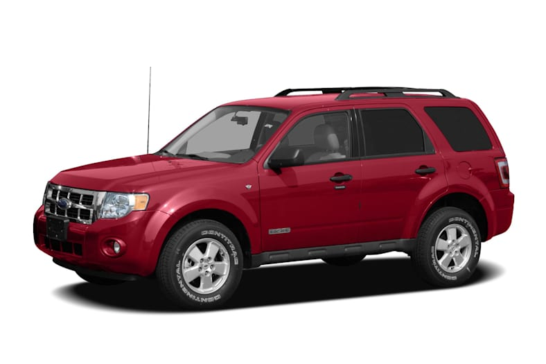 2008 Ford Escape Information