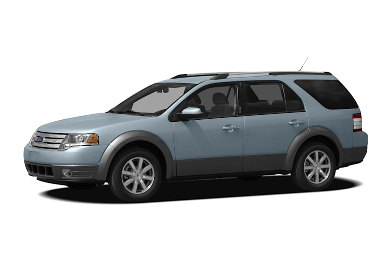 2008 Ford Taurus X Exterior Photo