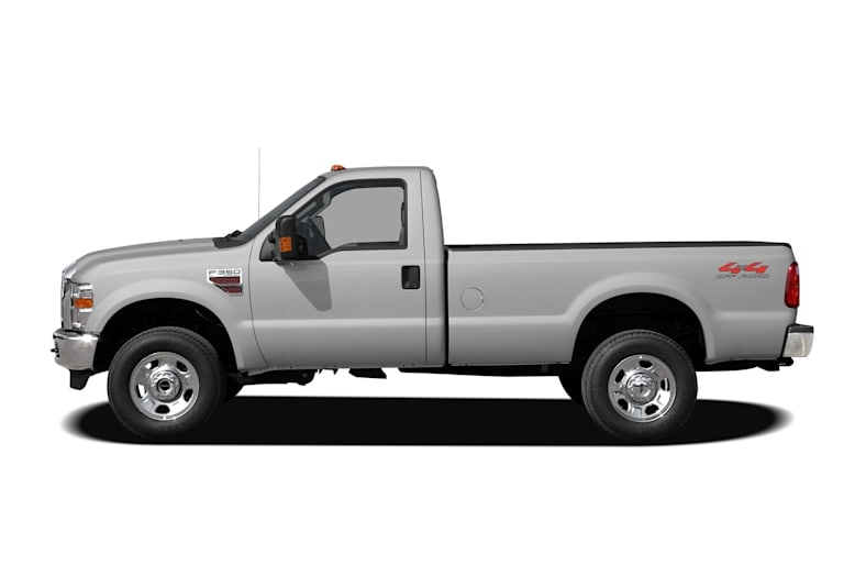 2008 Ford F-350 Exterior Photo