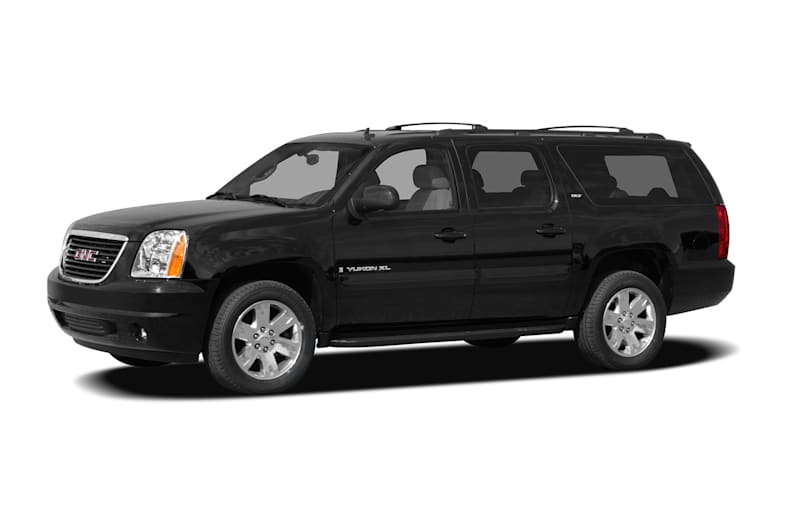 2008 GMC Yukon XL 2500 Exterior Photo