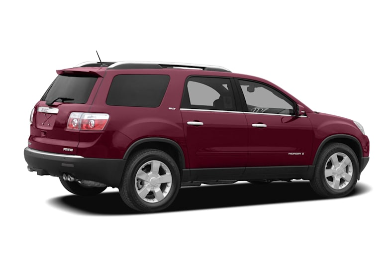 2008 gmc acadia pictures. Black Bedroom Furniture Sets. Home Design Ideas