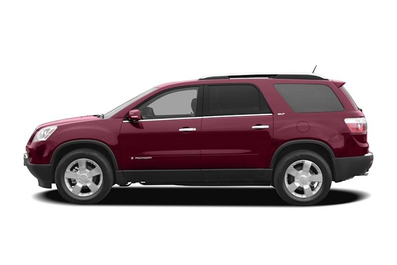 2008 GMC Acadia Owner Reviews and Ratings