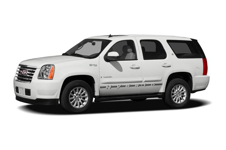 2008 Yukon Hybrid