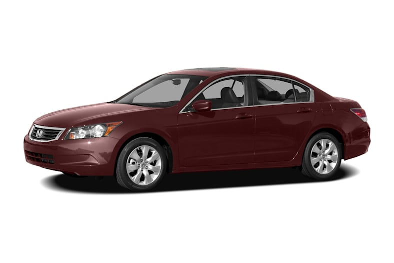 2008 Honda Accord Information