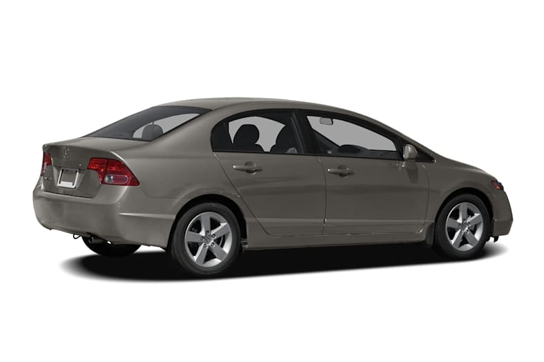 2008 Honda Civic Exterior Photo